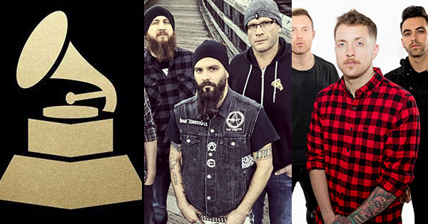 Killswitch and I Prevail Grammy nominees