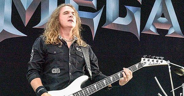 Megadeth bassist David Ellefson denies grooming allegations