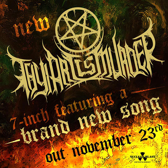 Thy Art Is Murder new single 2018