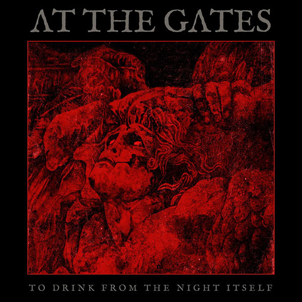 At The Gates - To Drink From The Night Itself cover